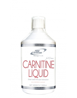 Carnitine Liquid WOMAN - L- karnityna w płynie - 500ml